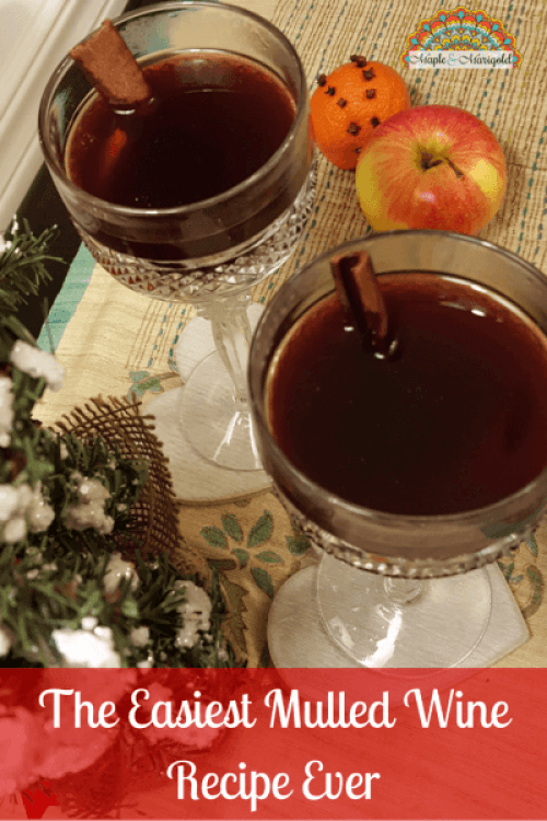 Christmas in Toronto | Easiest Ever Mulled WIne Recipe | Maple and Marigold
