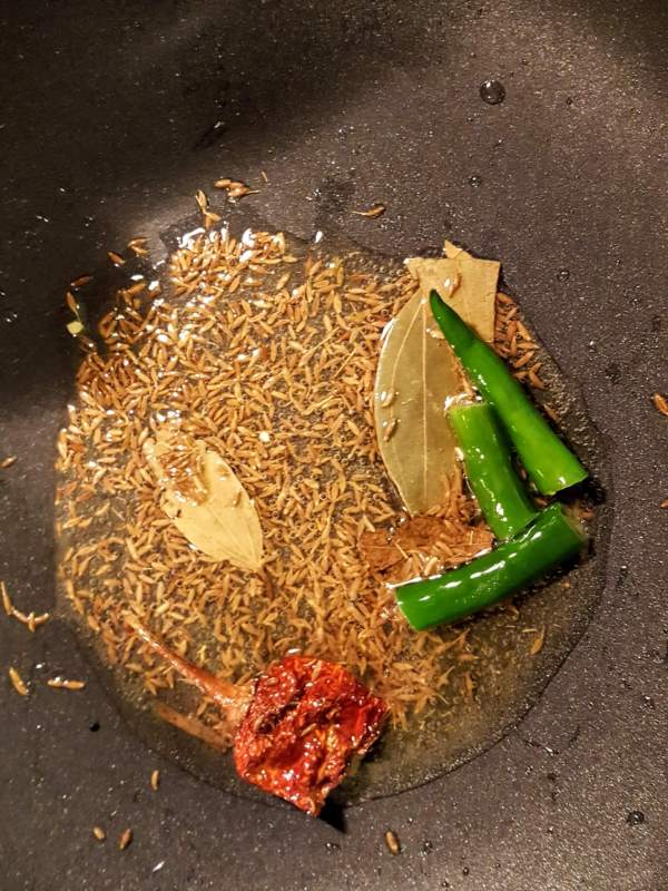 Saag Chicken | Indian Chicken Recipe | Slow food | Maple and Marigold