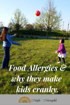 Kids with Allergies: Why your child may be cranky