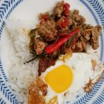 Thai-style chicken mince | Instant Pot Chicken Mince | Maple and Marigold.com
