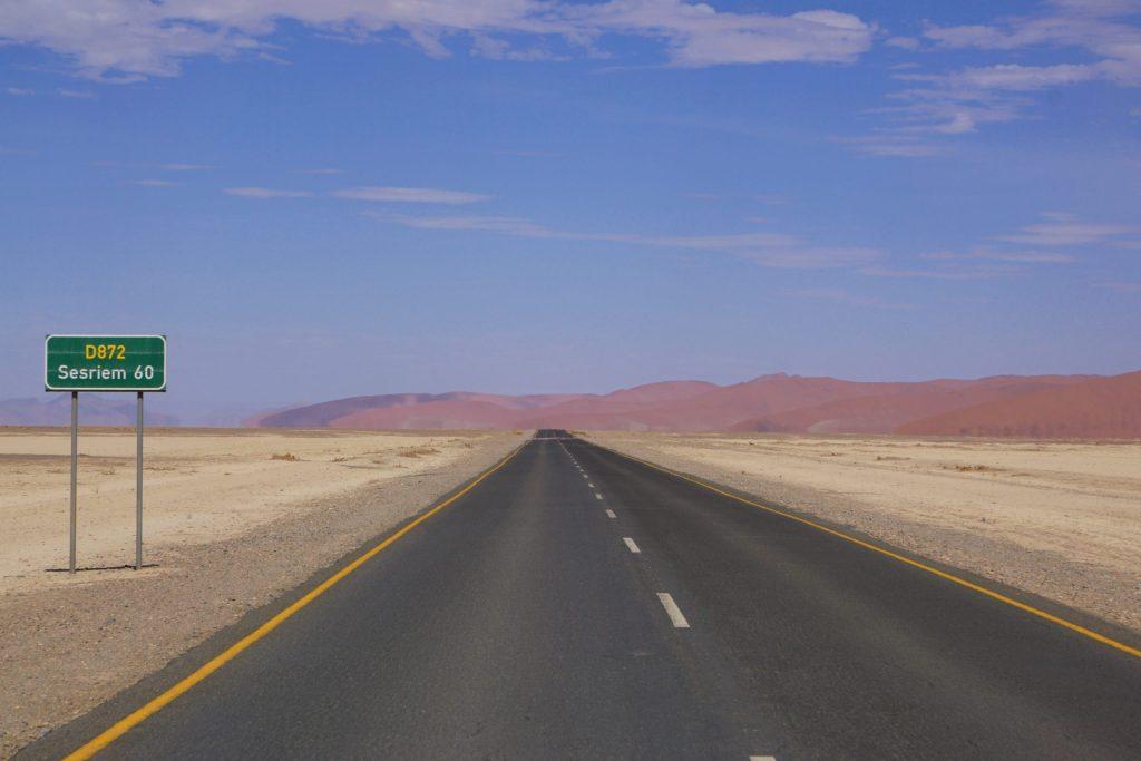 Namibian Road Trip Sesriem