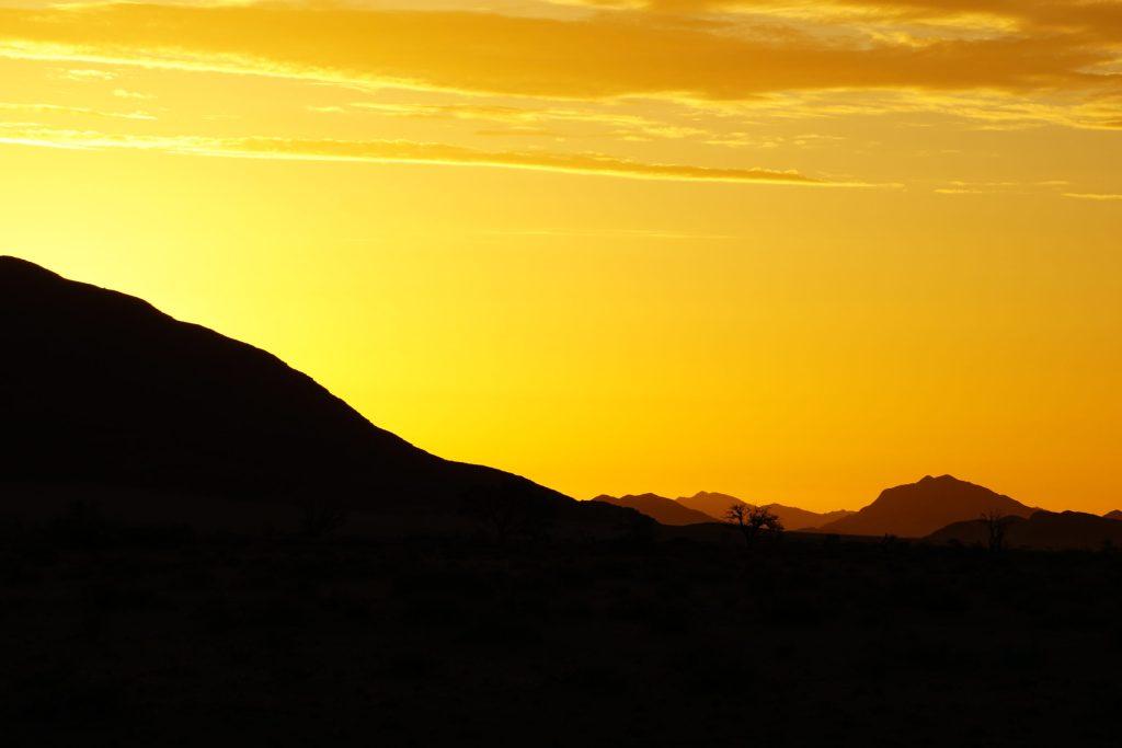 Namibian Road Trip Sossusvlei