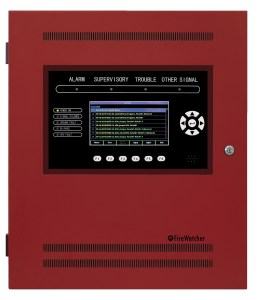 intelligent Fire Alarm Control Panel FW106