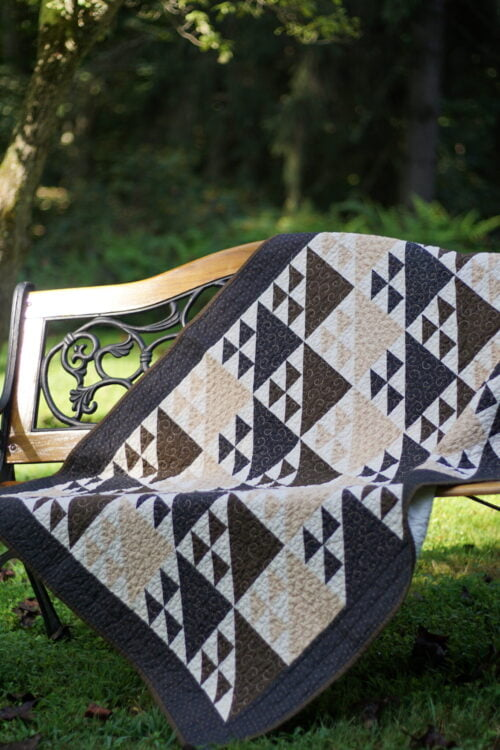Fly By Night Quilt Pattern