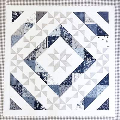 Let It Snow quilt pattern pic 3