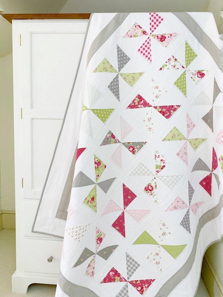 Pinwheel Delight Quilt Pattern
