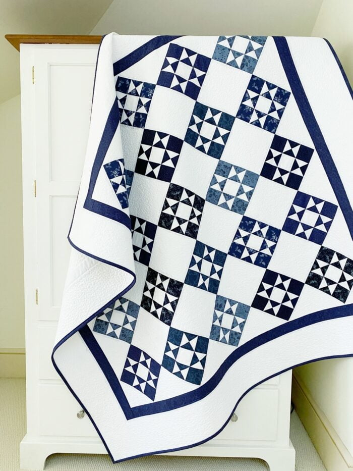 Heirloom Stars Quilt Pattern