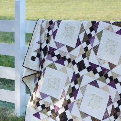 Shenandoah Valley Quilt Pattern pic 1