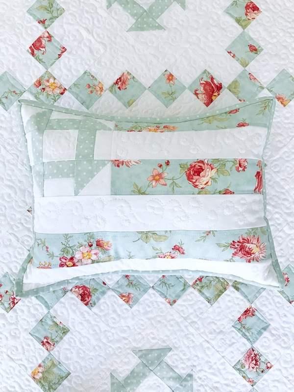 Tea Garden Quilt Pattern pic 2