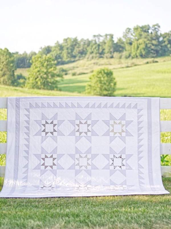 Captivating Stars Quilt Pattern pic 2