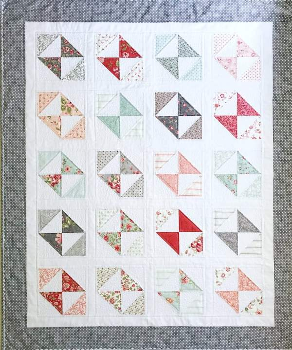 Pretty Petit Fours Quilt Pattern pic 4
