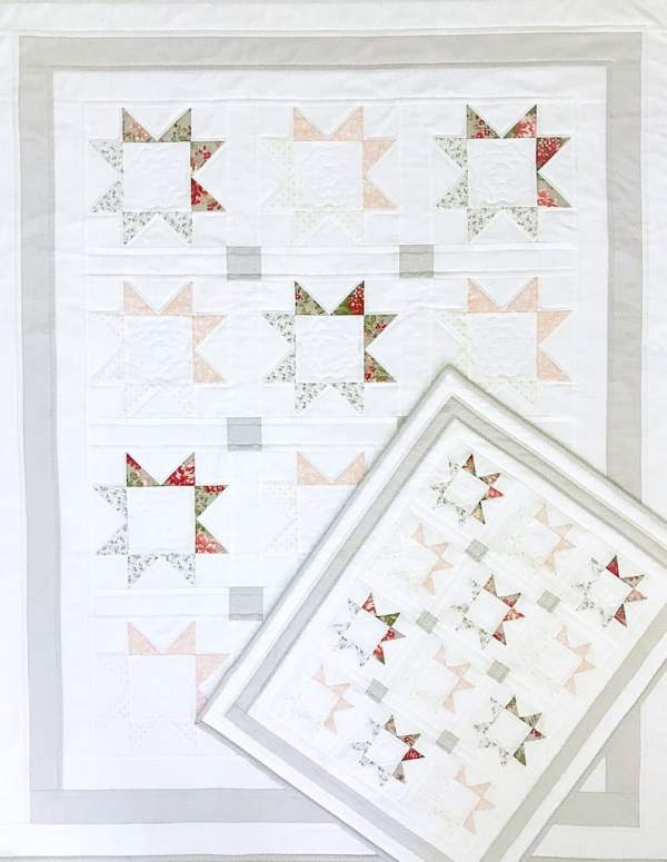Darling Stars Quilt pattern pic 3
