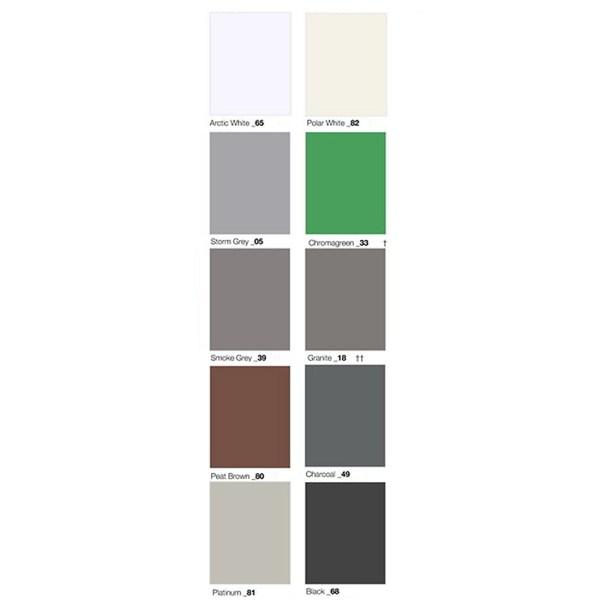 Colorama 2.18m wide x 25m range
