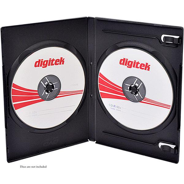 CD/DVD double case