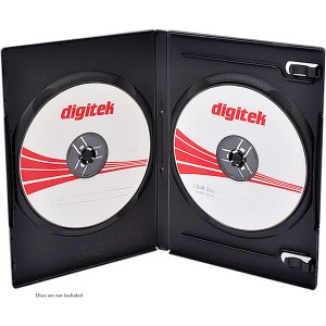 CD/DVD double case