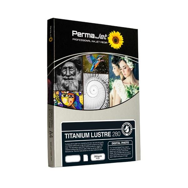 PermaJet Titanium Lustre 280
