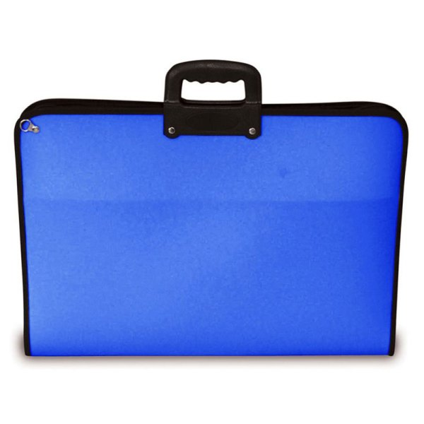 Academy Case in blue