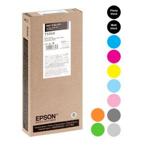 Epson Stylus PRO 7700/9700/7900/9900/7890/9890 350 ml Ink Cartridges