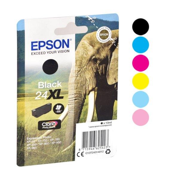 Epson Cartridges 24XL