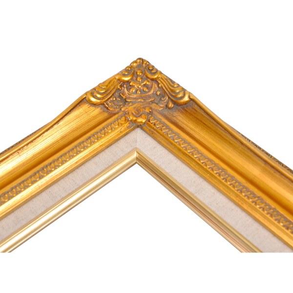 Swept frame 626 gold