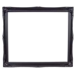 Swept frame 816 black