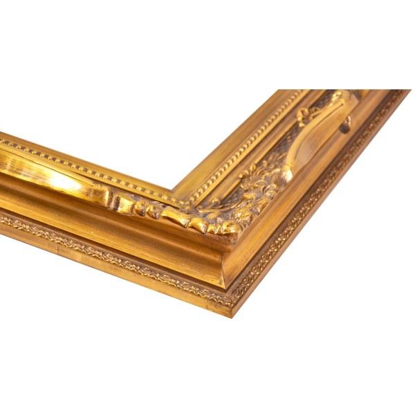 Swept frame 889 gold