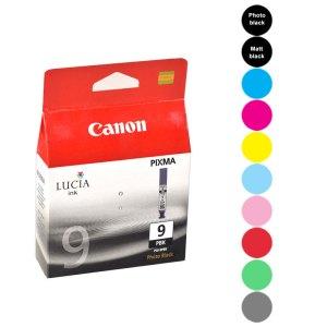 Canon 9 inkjet cartridges