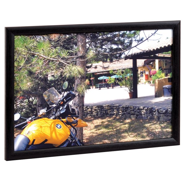 Contract black frame