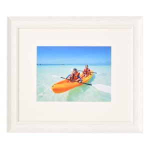 Fallon 30 White frame with mount