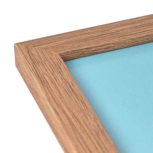 Freedom oak wood frame corner