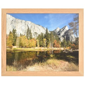Freewood Real Oak frame without mount