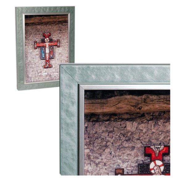 Felicia Pastel Green High Gloss frame