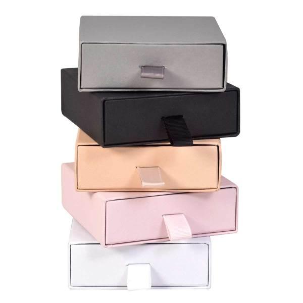 Slider flash drive presentation boxes