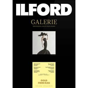 Ilford Galerie Gold Fibre Rag inkjet paper