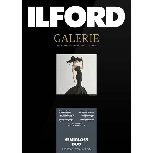 Ilford Galerie Semi Gloss Photo Duo