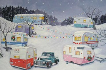 Happy Holidays-From Maple Grove Campgrounds