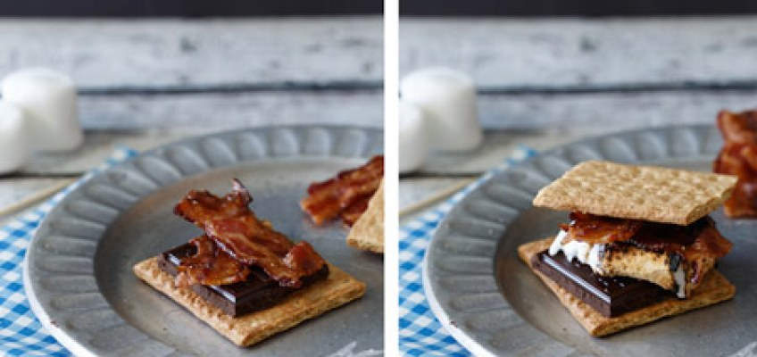 The Perfect S'mores: With a Twist