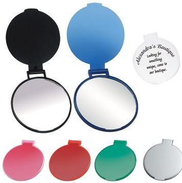 Custom Compact Pocket Mirrors Personalized in Bulk. Cheap ...