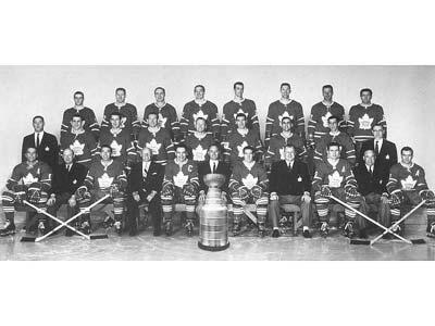 Vítězové Stanley Cupu v sezoně 1961-62