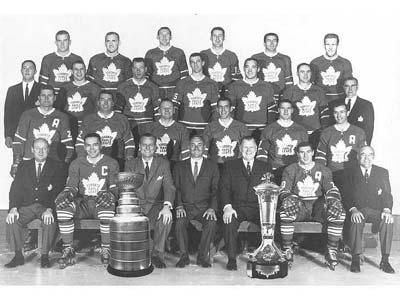 Vítězové Stanley Cupu v sezoně 1962-63