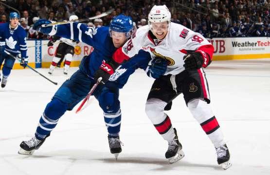 Leafs otočili ztrátu z první třetiny, přesto ale prohráli