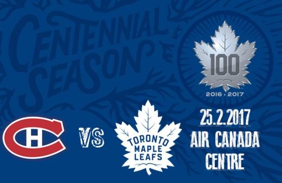 Leafs hrají s Canadiens důležitý zápas o pozice v playoff