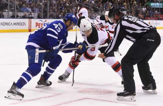 Třetí výhra v řadě, Leafs si poradili s New Jersey