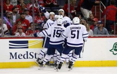 Neskutečné se stalo skutkem. Leafs vyhráli zápas číslo dvě!
