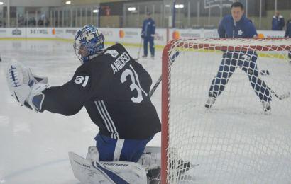 Jednička Maple Leafs je ve formě