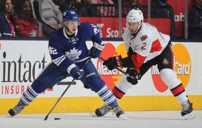 Leafs vyhráli arbitráž s Cowenem