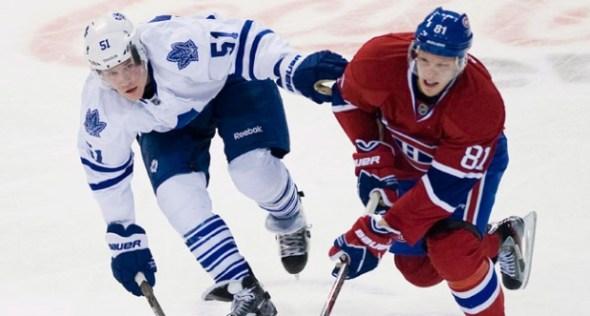 Habs - Leafs 20120407