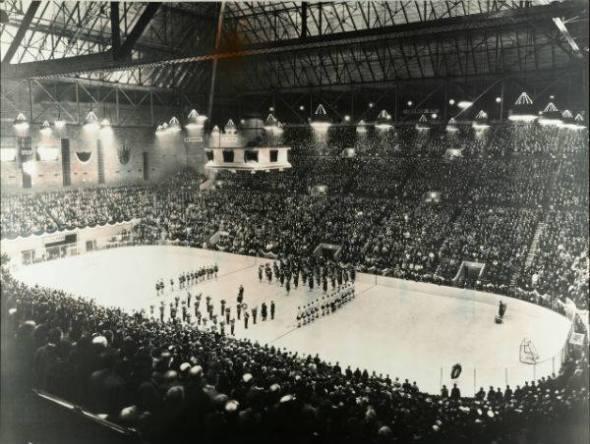 opening night 1931