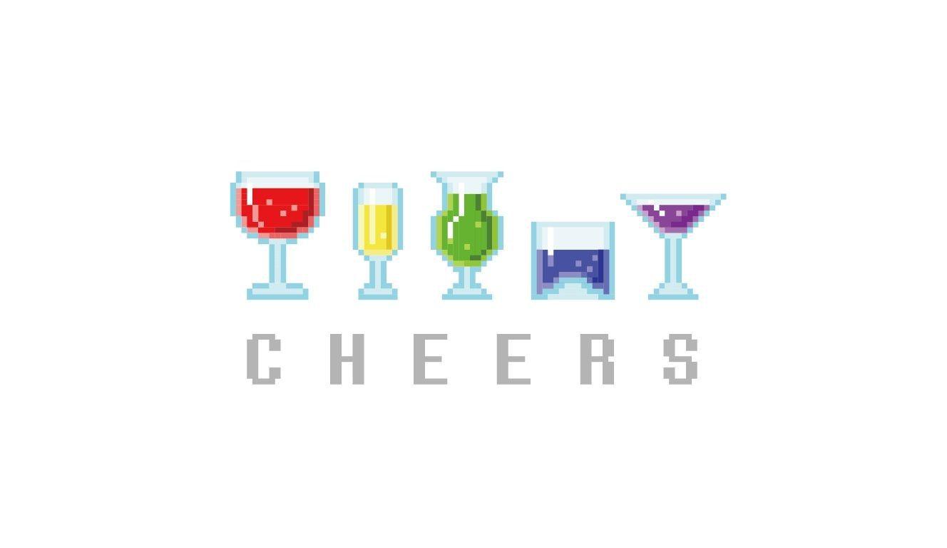 CHEERS 乾杯