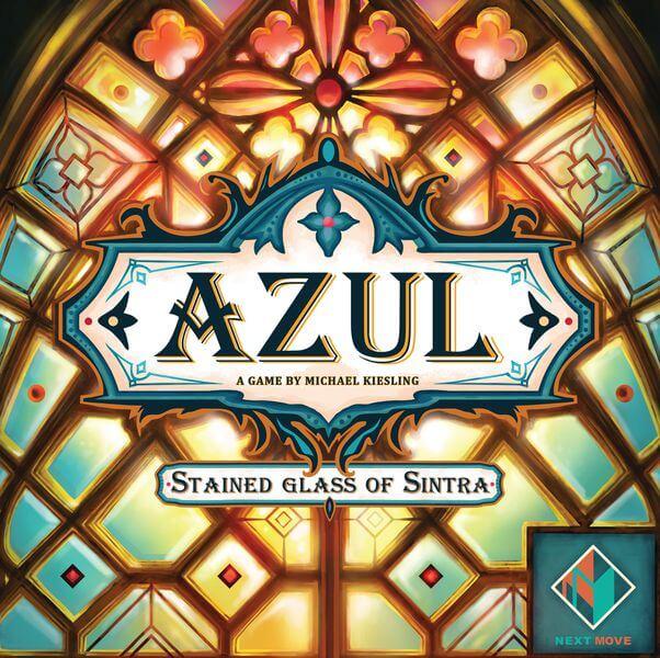Azul Stained Glass of Sintra 花磚物語 辛特拉的彩繪玻璃